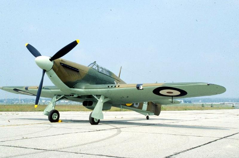 """Hawker """"Hurricane"""" 05033110"""