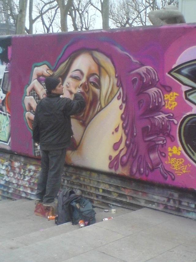 GRAFFITI / STREET ART - Page 5 Dsc00010