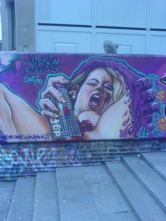 GRAFFITI / STREET ART - Page 5 Dsc00011