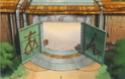 Puertas de Konohagakure