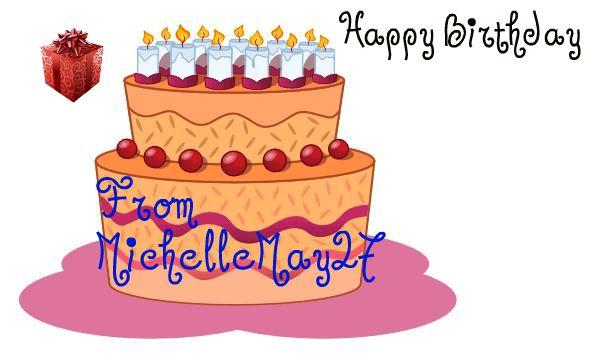 Happy Birthday Jan. 24th!! Cake10