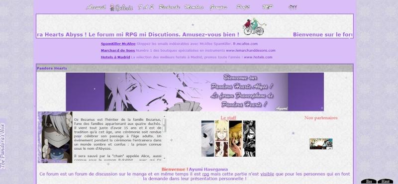Archive du forum 112