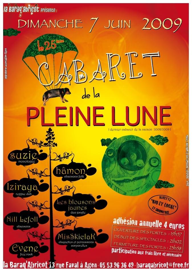 Cabaret de la Pleine Lune - 7 Juin 2009 - Agen Unname10