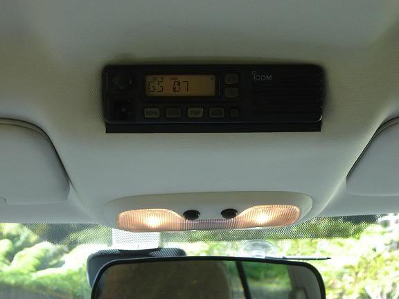 Рация в авто 5-110