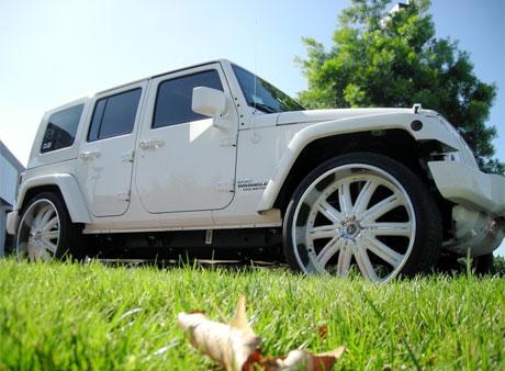 Интересные фото Jeep C610