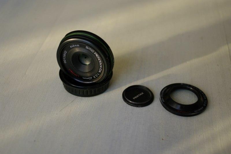 PENTAX K-5 Silver Edition Limitée + DA 40mm f/2.8 XS Silver _sau4710