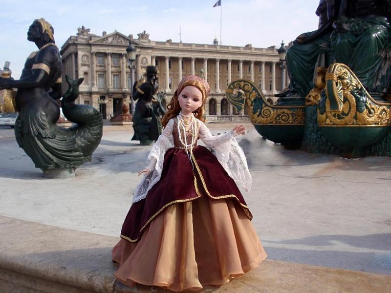 2011 - Ellowyne Wilde - La Mélancolique du château 55320411