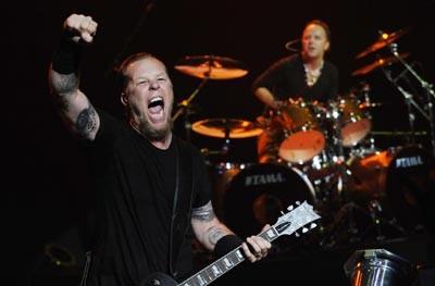 Metallica en Chile en el 2010 34107310