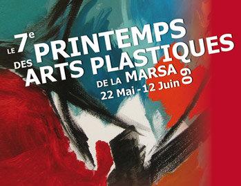 Le 7ème Printemps des Arts Plastiques de la marsa N7550410