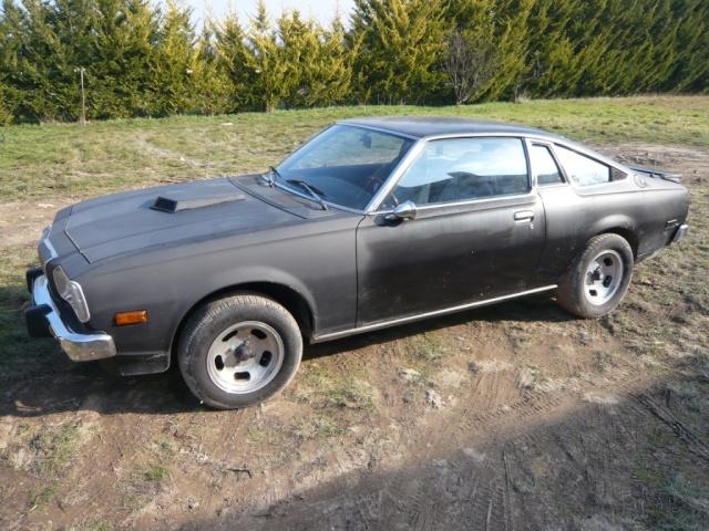 [MAZDA 121] Mazda 121 de 1977  (ex-Clem) P1030710
