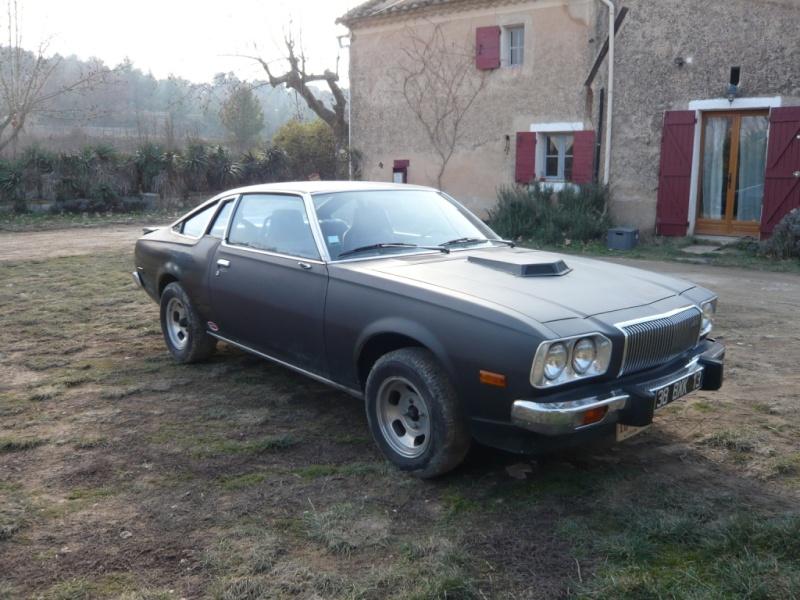 [MAZDA 121] Mazda 121 de 1977  (ex-Clem) P1030713