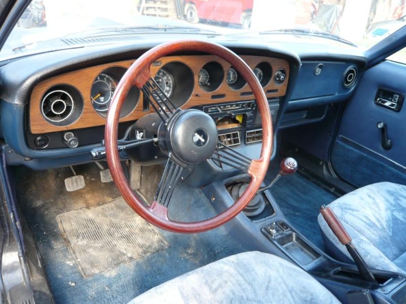 [MAZDA 121] Mazda 121 de 1977  (ex-Clem) P1030716