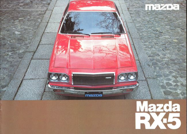 [TOPIC OFFICEL] MAZDA 121 / RX5 ou COSMO AP Sito3318