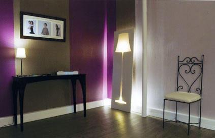 Peintures pour hall d'entrée avec vide sur hall 01a70110