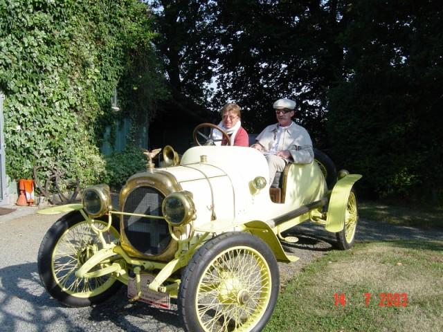 CONCOURS D'ELEGANCE 2003 - SORTIE DE YANNICK  Image014