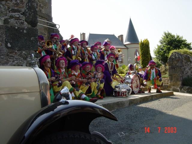 CONCOURS D'ELEGANCE 2003 - SORTIE DE YANNICK  Image020