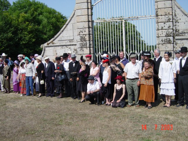 CONCOURS D'ELEGANCE 2003 - SORTIE DE YANNICK  Image021