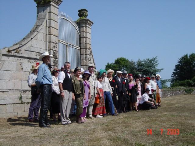 CONCOURS D'ELEGANCE 2003 - SORTIE DE YANNICK  Image023