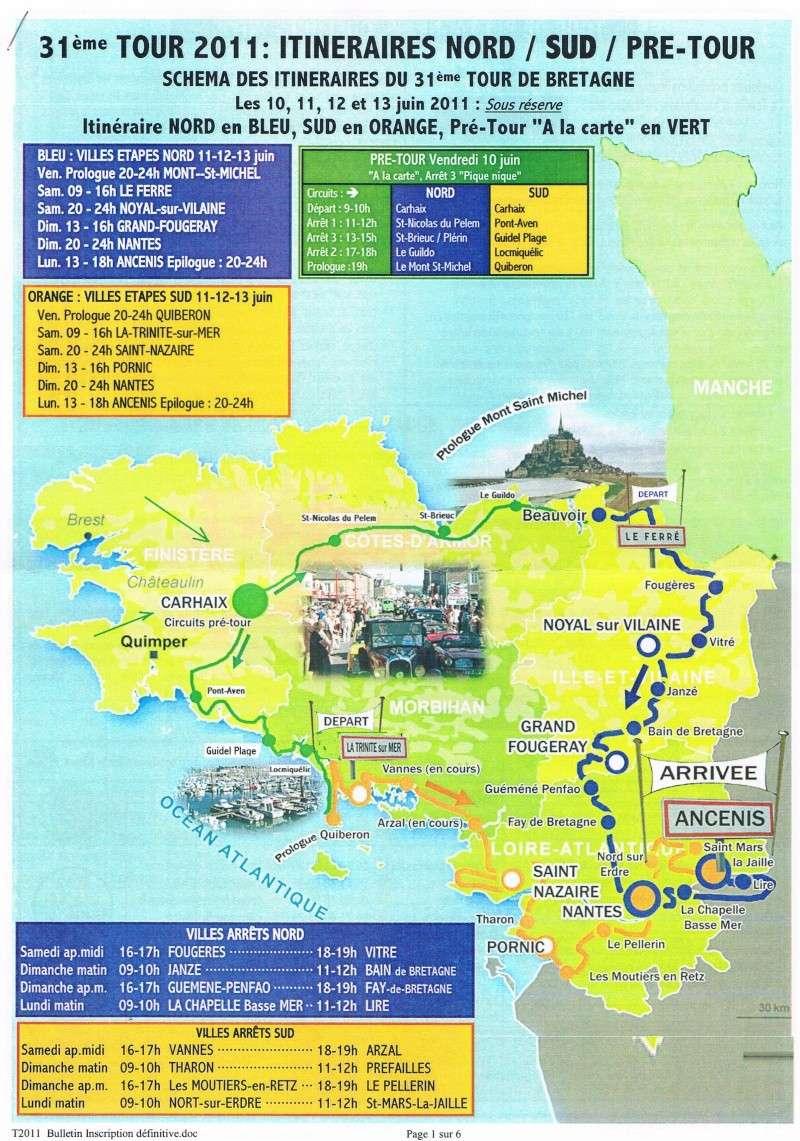 TOUR DE BRETAGNE VEHICULES ANCIENS 2011 Tour_d10