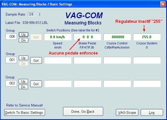 POLO SDI d'Angebenoit - Reprog & régulateur - 4.3L/100 72_mes10