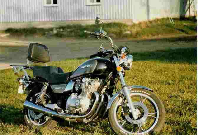 Vos autres passions outre le camping... Suzuki15