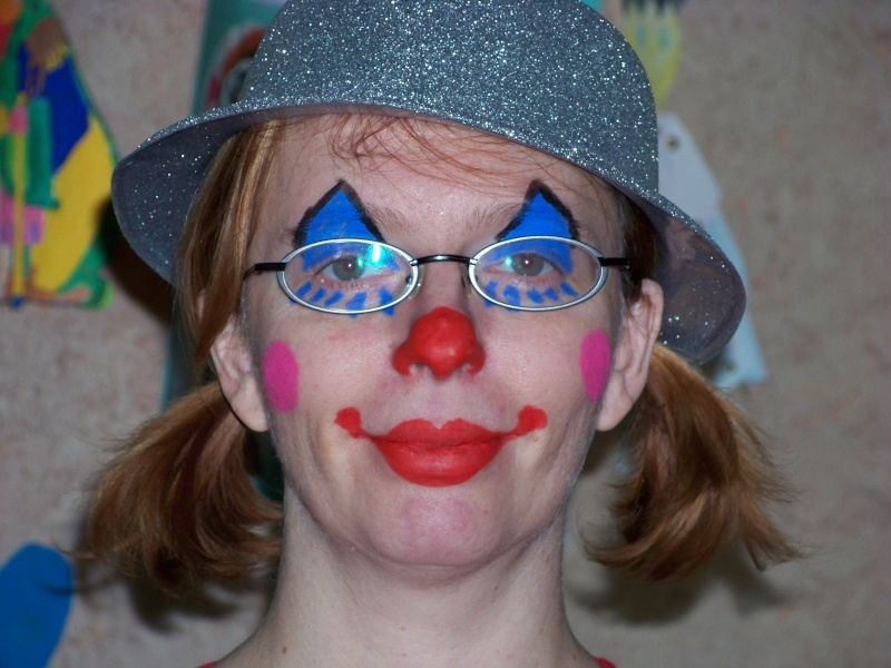Maquillages clowns 100_0214