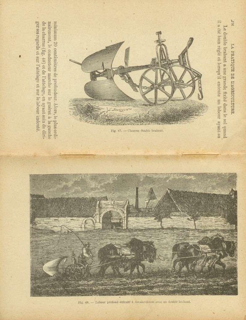 El doble Brabant: el rey de los arados de todos los tiempos. Braban12