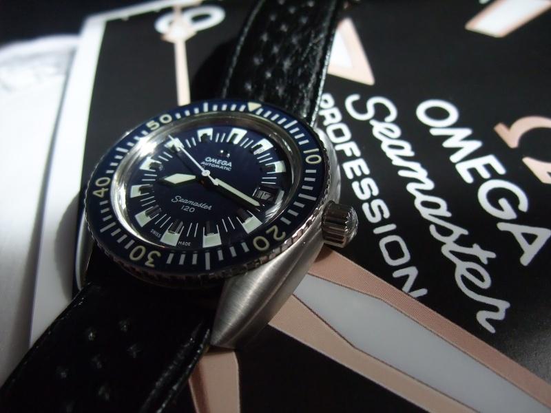 Omega Seamaster 120 : Elles ont tout ! Dscf2014