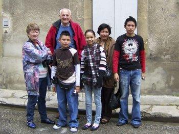 Maison et village natal du capitaine Jean DANJOU 20090410