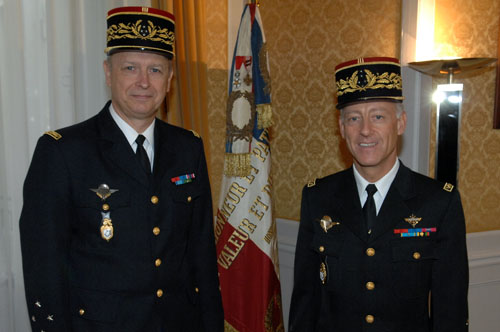 (N°04)Changement de Directeur Général de la Gendarmerie Nationale (Sources AFP) Ganara10