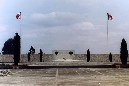 Le mémorial de Camerone (Mexique) Mamori10