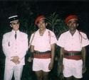 (N°21)DIVERSES TENUES PORTEES OUTRE-MER PAR LES PERSONNELS DE LA GENDARMERIE NATIONALE FRANCAISE,ENTRE 1960 et 1980. 03_ten10