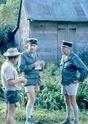 (N°21)DIVERSES TENUES PORTEES OUTRE-MER PAR LES PERSONNELS DE LA GENDARMERIE NATIONALE FRANCAISE,ENTRE 1960 et 1980. 14_ten10