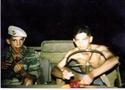 (N°09)Photographies d'Armée et d'Anciens Combattants de Raphaël ALVAREZ .(Photos de Raphaël ALVAREZ) Marsou11