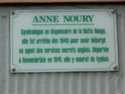 Anne NOURY Plaque11