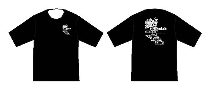 Commande t-shirt doudoune VWbreizh Image010