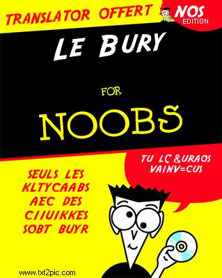 Le petit nos dechainé - Page 2 Bury_f10