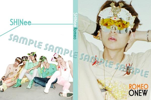 สมุดโน้ต SHINee (Ver.Romeo) Shinee12
