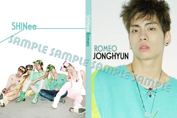 สมุดโน้ต SHINee (Ver.Romeo) Shinee13