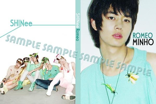สมุดโน้ต SHINee (Ver.Romeo) Shinee14