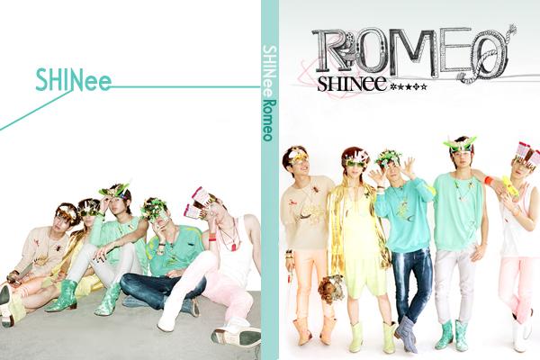 สมุดโน้ต SHINee (Ver.Romeo) Shinee15