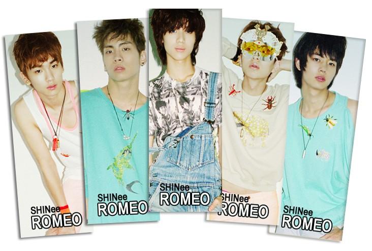 สมุดโน้ต SHINee (Ver.Romeo) T_shin10