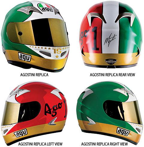 Pour les fans d'Agostini Helmet10