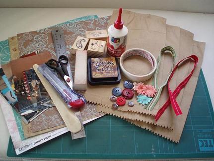 2º PAP Ana Paula Gama - Paper Bag Álbum 0112