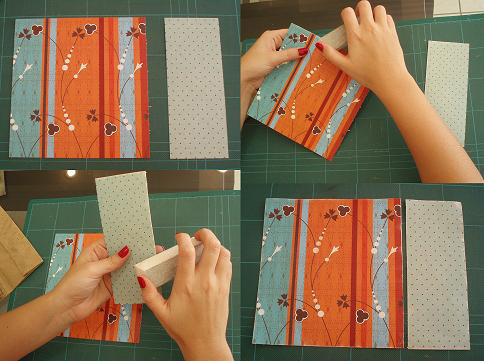 2º PAP Ana Paula Gama - Paper Bag Álbum 01810
