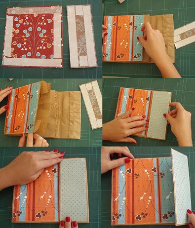 2º PAP Ana Paula Gama - Paper Bag Álbum 01910