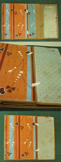 2º PAP Ana Paula Gama - Paper Bag Álbum 02010