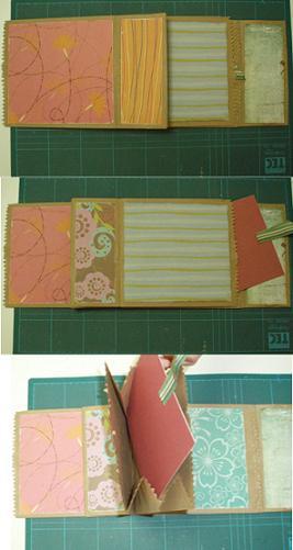 2º PAP Ana Paula Gama - Paper Bag Álbum 02210