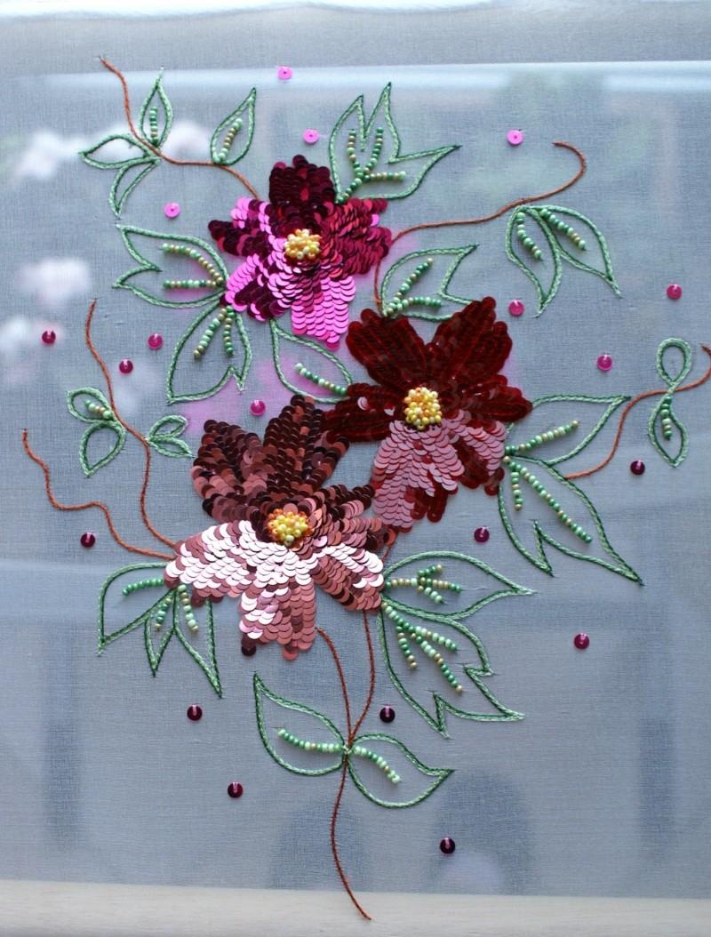 luneville - bouquet de fleur Pict1111