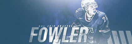 Anaheim Ducks. Fowler10
